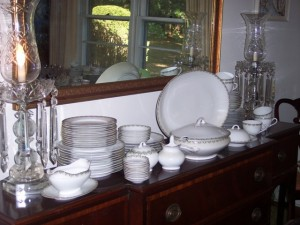 Staging your estate sale