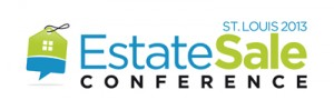 2013 Estate Sales Conference logo