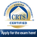 Apply for the CRTS exam here!