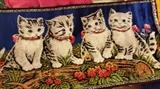 kitty tapestry